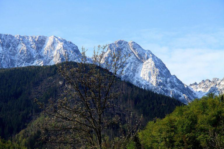 Znany kurort górski
