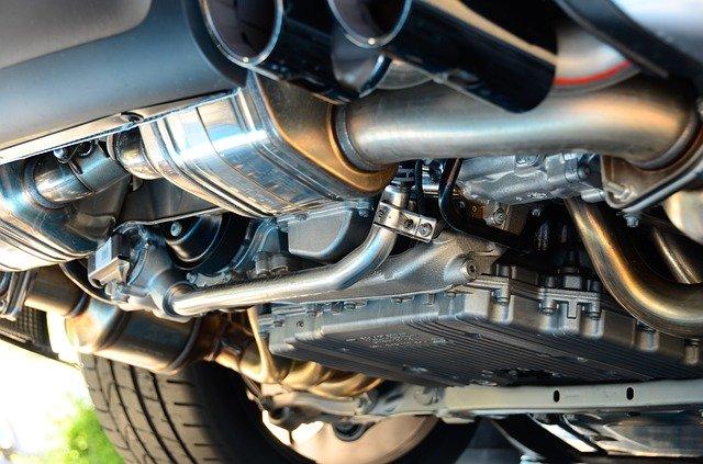 Etapy regeneracji turbosprężarki